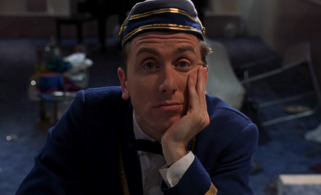 Four Rooms (Allison Anders, Alexandre Rockwell, Robert Rodriguez y Quentin Tarantino, 1995)