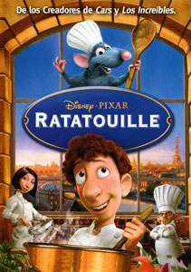 Ratatouille (Brad Bird, Jan Pinkava, 2007)