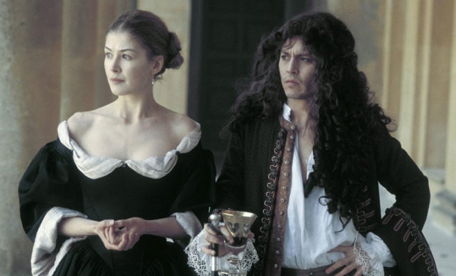 The Libertine (Laurence Dunmore, 2005)