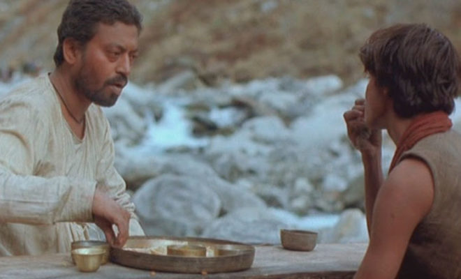 El guerrero (The Warrior) (Asif Kapadia, 2001)