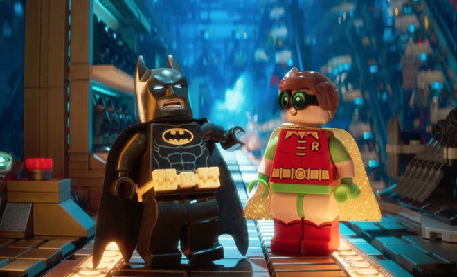 Batman, la Lego película (Chris McKay, 2017)