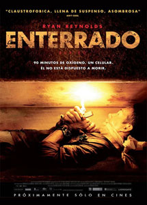 Buried (Rodrigo Cortés, 2010)
