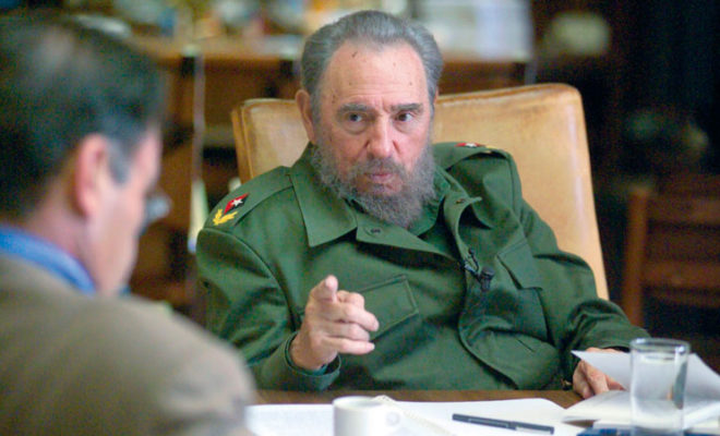 Looking for Fidel (Oliver Stone, 2004)