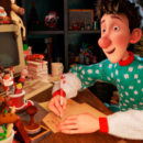 Arthur Christmas: Operación regalo (Sarah Smith, 2011)