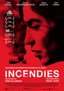 Incendies (Denis Villeneuve, 2010)