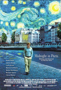 Midnight in Paris (Woody Allen, 2011)