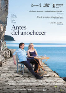 Antes del anochecer (Richard Linklater, 2013)