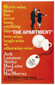 El apartamento (Billy Wilder, 1960)