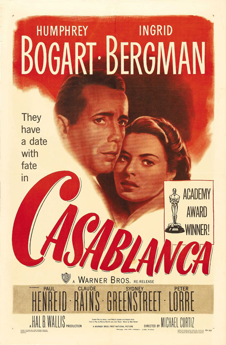 Casablanca (Michael Curtiz, 1942)