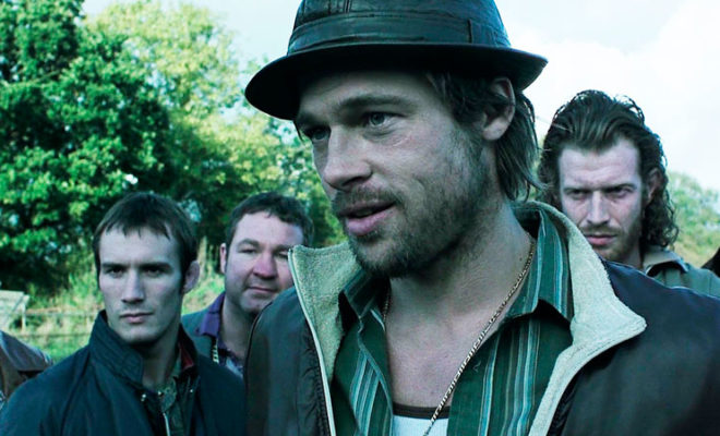 Snatch. Cerdos y diamantes (Guy Ritchie, 2000)