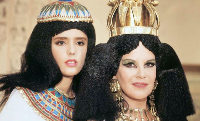 Nefertiti (Guy Gilles, 1995)