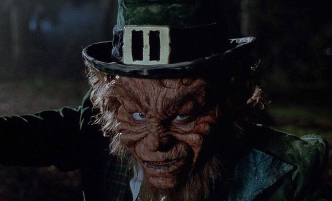 Leprechaun: La noche del duende (Mark Jones, 1993)