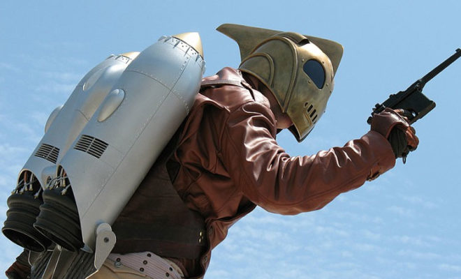 Rocketeer (Joe Johnston, 1991)