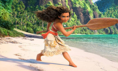 Vaiana (John Musker, Ron Clements, Don Hall y Chris Williams, 2016)