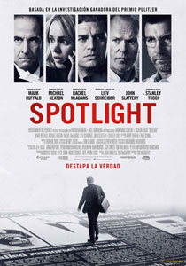 Spotlight (Thomas McCarthy, 2015)