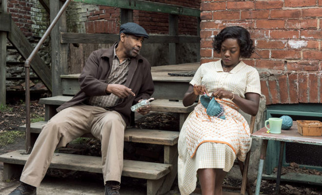 Fences (Denzel Washington, 2016)