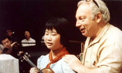 From Mao to Mozart: Isaac Stern in China (Murray Lerner, 1979)