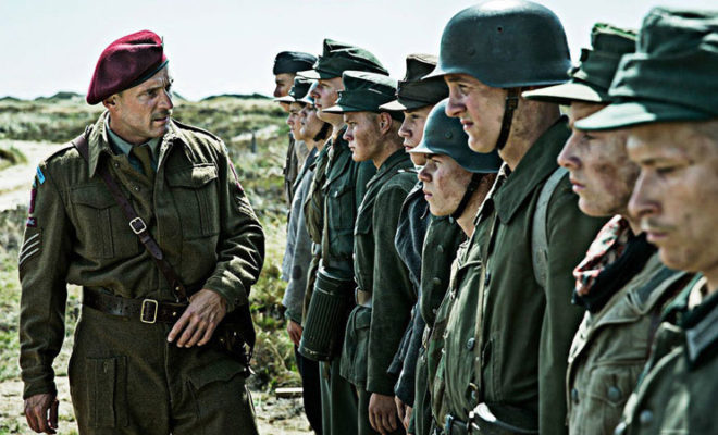 Land of Mine (Bajo la arena) (Martin Zanvliet, 2015)