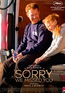Sorry we missed You (Ken Loach)